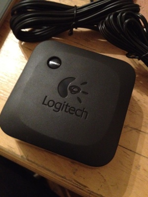 hacking the Logitech Wireless Adapter (removing the metal weight)