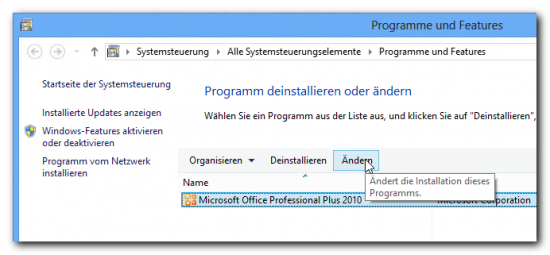 change/update product key of microsoft office msdn
