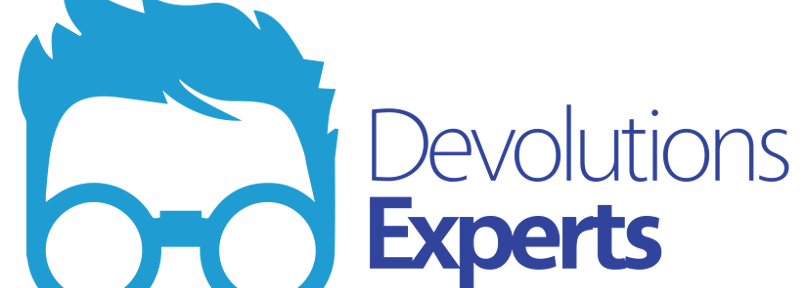 Logo Devolutions Expert Team